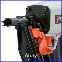 Paslode Framing Nailer Pneumatic Air Nail Gun 3-1/4 in. 30° Compact Lightweight