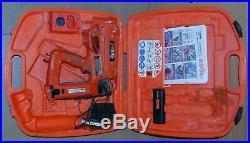 Paslode IM250 Cordless 16 Gauge Straight Finish Nailer 2nd Fix Brad Tool 900400