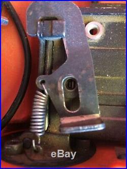 Paslode IM250 Cordless Second Fix Nail Gun Straight Finish Nailer and nails