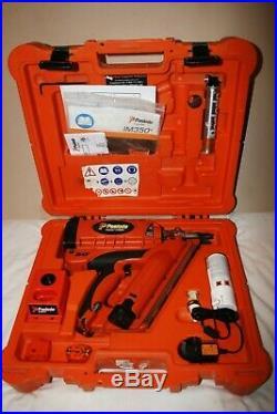 Paslode IM350+ 1st fix Nail Gun SERVICED & CLEANED Framing Nailer