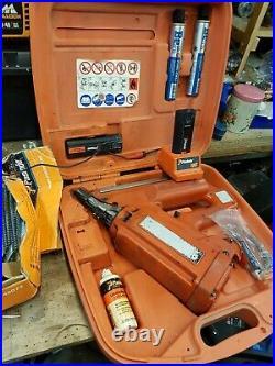 Paslode IM350 / 90 CT First Fix Gas Framing Gun Nailer GWO