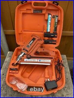 Paslode IM350 Cordless First Fix Framing Nail Gun Gas Nailer