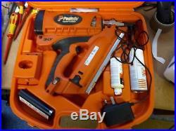 Paslode IM350+ PLUS Cordless First Fix Framing Nail Gun Gas Nailer