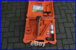 Paslode IM350+ Plus 1st Fix Nail Gun Framing Nailer Kit 1