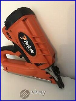 Paslode IM350+ Plus Nailer Kit Very Clean