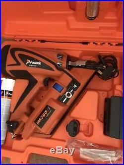 Paslode IM360Ci 1st Fix Framing Nailer 7.2 Volt 1 x Li-Ion Battery