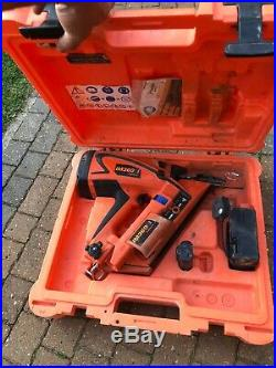 Paslode IM360Ci Lithium Framing Nailer With 1 Battery. Needs TLC
