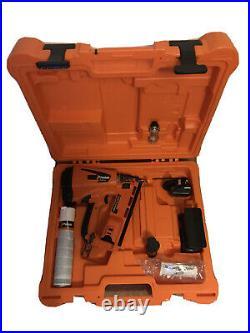Paslode IM65 F16 Lithium Brad Nailer Set Very Clean