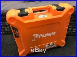 Paslode Im360 CI LI Ion Framing Nailer. / Full Kit With Original Case Tool 899