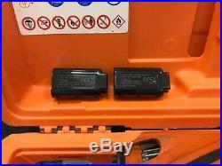 Paslode Im360ci LI Ion Framing Nailer. / Full Kit With Original Case Tool 801