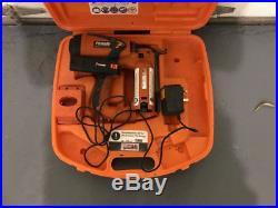 Paslode Im65 F16 Straight 2nd Fix Nail Gun /brad Finish Nailer 1x Batteries