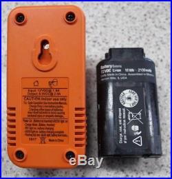Paslode Lithium-Ion IM250A-LI Cordless Impulse Nail Gun
