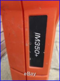 Paslode Nail Gun im350 Plus Gas First Fix Framing Nailer in Case Serviced