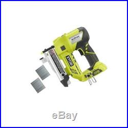 Pin Nailer LED Light Double Action Trigger Cordless Electric Non-Marring Pads