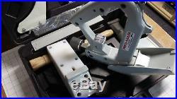 Porta Nailer 402 Tongue Groove Solid Wood & Hardwood Laminate Flooring Nail Gun