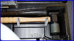 Porta-nailer 402 Hardwood Tongue Groove Wood Floor Tool Mallet Nail Gun Manual +