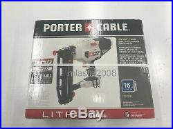 Porter Cable 20V 16GA Straight Finish Nailer PCC792B (Tool Only) NEW