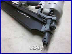 Porter Cable 3-1/2 Round Head Framing Air Nail Gun Model FR350B 21 Degrees