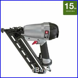 Porter Cable DA250C 15-Gauge Pneumatic 2-12 in. Angled Nailer Kit