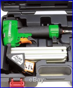 Powernail Model 2000F 20-Gauge Trigger-Pull Flooring Cleat Nailer