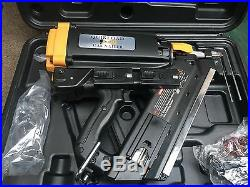 Quikload Sf90 Gas Strip Nailer Paslode Type With 4 Boxes Of Nails Any Size