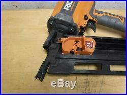 RIDGID R350RHF 21-Degree 3-1/2 in. Round Head Framing Nail Gun Nailer