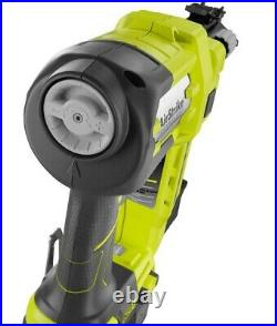 RYOBI 18 Gauge Brad Nailer 18 Volt Lithium Ion Cordless Airstrike Air Nail Gun