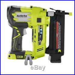 RYOBI CORDLESS AIRSTRIKE 18-GAUGE BRAD NAILER 18-Volt Nail Gun NEW (Tool-Only)