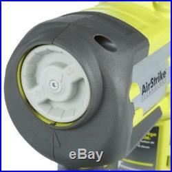 RYOBI P320 18-Gauge Cordless Brad Nailer (Tool-Only) 18-Volt ONE+ AirStrike