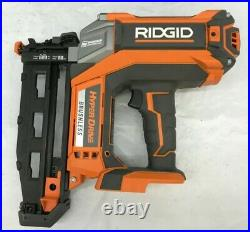 Ridgid R09892 16 guage Straight Nailer Nail Gun Brushless Cordless 18V, GR #2