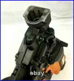 Ridgid R175RNF 1-3/4 in. Pneumatic Coil Roofing Nailer Nail Gun GR