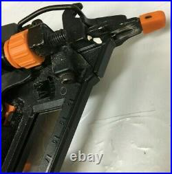 Ridgid R250AFF 15-Gauge Angled Finish Nailer Nail Gun, GR