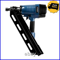 Roof Framing Fencing Decking Flooring Air Nailer Nail Gun 50 90mm Power Tool
