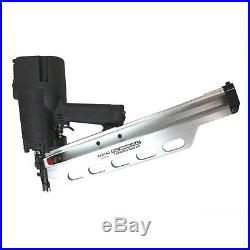 Round Full Head Framing Nailer Nail Gun 2 to 3-1/2 21° 70-110 PSI AL83A2