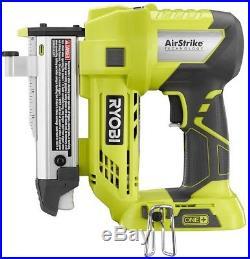 Ryobi 18-V ONE+ AirStrike 23-Gauge Cordless Pin Nailer Nail Gun Bare Tool only