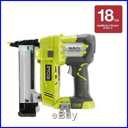Ryobi 18-Volt ONE+ AirStrike 18-Gauge Cordless Straight Nailer P360(Tool-Only)