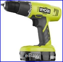 Ryobi Air Electric Drill Driver Brad Nailer Cordless Nail Gun Battery Charger