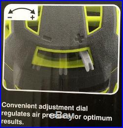 Ryobi ONE+ 18V Li-ion Cordless Nail Gun-Skin OnlyFREE SHIPPING