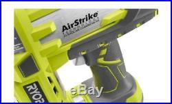 Ryobi P325 18v One+ Airstrike 16ga Cordless Straight Finish Nailer Tool Only