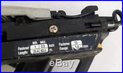 Ryobi P330 Angled Nailer 15-Gauge Nail Gun Cordless 18-Volt withBatter (SPG031705)