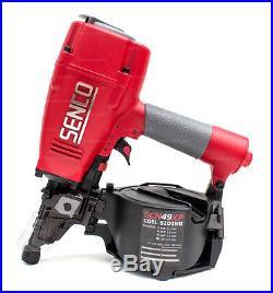SENCO Coil Nail Gun Air Nailer Fastener SCN49XP