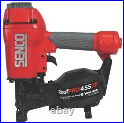 SENCO RoofPro 8V0001N Roofing Nailer, 1/4 in Air Inlet, 120 Magazine, Nail Faste