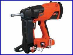 Spit Pulsa 40P+ Cordless Gas Nailer with 20 Pin Magazine 019653