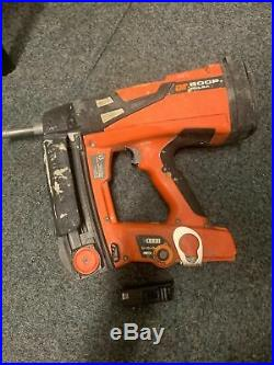 Spit Pulsa 800P+ Cordless Gas Nailer comes with 1x battery, No charger Included
