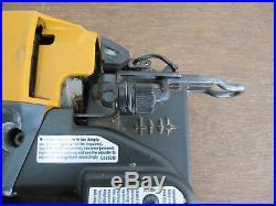 Stanley Bostitch GBT1850K-U Cordless Nail Gun Brad Nailer 18 gauge Gas 15-55mm
