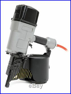 TACWISE 130mm HEAVY DUTY PROFESSIONAL AIR COIL NAILER, FIRES 75mm to 130mm NAILS