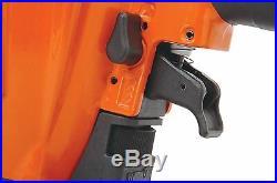 TACWISE FCN57V 25-57mm AIR COIL NAIL GUN, STRONG NAILER INCLUDES 1400 FREE NAILS