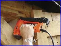 Tacwise Master Nailer 400ELS Angled Pro Electric Brad Nail Gun 15-40mm -0733
