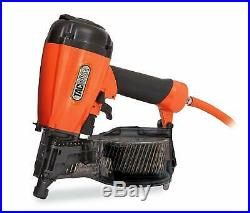 Tacwise Professional Air Coil Nailer 57mm Heavy Duty Nail Gun FCN57V Fence shed