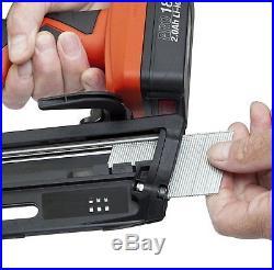 Tacwise Ranger 2 18V 16G Finish Nailer With 2 x 2.0Ah Li-ion Batteries Nail Gun